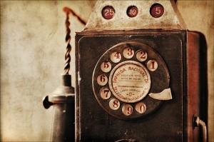 Vintage-Old-Phone